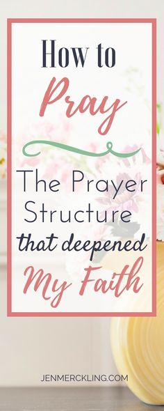 Bible Study:If you want to learn how to pray, or if you want to grow in your faith and prayer life--try the simple ACTS prayer structure! I'm sharing how the ACTS prayer structure helps me in my personal daily prayer time, and I hope it blesses you! Strength Bible, Prayers For Strength, Prayers For Healing, Acts Prayer, Prayer Topics, Simple Prayers, Prayer Times, Christian Faith, Christian Living