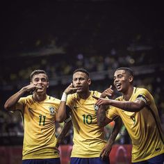 0d73c0b2e Hold the phone Brazil defeat Argentina in last nights World Cup qualifier.  Neymar and Coutinho both notching . Photo by Pedro Vilela Getty Images .