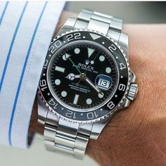 Gmt Master II by watchyears
