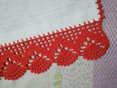 Filet Crochet, Crochet Lace, Crochet Stitches, Crochet Patterns, Christmas Sweets, Macrame, Diy And Crafts, Crochet Dishcloths, Crochet Borders