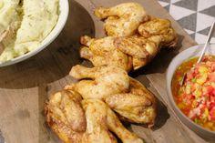 Salsa is de ideale combinatie van groenten en saus. Het is speels in de mond en…