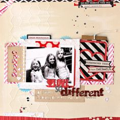 So different - Scrapbook.com