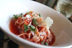 Pasta Zero + Spicy Tomato Goodness from The Skinny Confidential!
