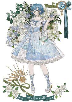 Sailor Saturn, Arte Sailor Moon, Sailor Moon Fan Art, Sailor Moon Character, Sailor Moon Crystal, Sailor Venus, Manga Anime, Sailor Scouts, Manga Illustration