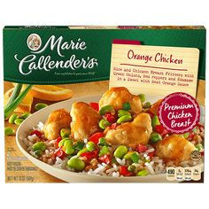 All our frozen dinners feature a made-from-scratch taste while giving you a full serving of comfort! Browse all our tasty dinner products and find the perfect one for you today. Microwave Dinners, Orange Chicken, Edamame, Pot Pie, Athletic Outfits, Fritters, Yum Yum, Counter, Beignets