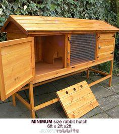Rabbit House Living & Sleeping Article