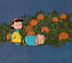 It's The Great Pumpkin, Charlie Brown by my vintage book collection (in blog form), via Flickr