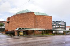 AD Classics: House of Culture,Courtesy of Flickr user Wotjek Gurak