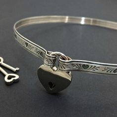 Ready To Ship BDSM Submissive Discreet Day & Locking Collar Chaotic Hearts Sterling Silver Bondage Slave Collar Size up to Silver Choker, Sterling Silver Jewelry, Silver Ring, Silver Bracelets, Silver Earrings, 925 Silver, Collars Submissive, Submissive Wife, Slave Collar