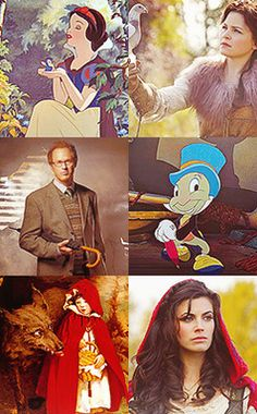 Once Upon a Time Characters | ouat characters - Once Upon A Time Fan Art (32368683) - Fanpop ...