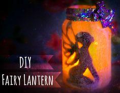 DIY: Lanterna de Fada / Fairy Lantern