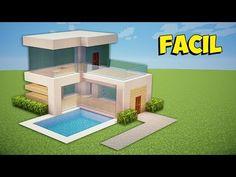 Minecraft Mods, Minecraft Posters, Modern Minecraft Houses, Amazing Minecraft, Minecraft Houses Blueprints, Minecraft House Designs, Minecraft Survival, Minecraft Creations, Minecraft Crafts