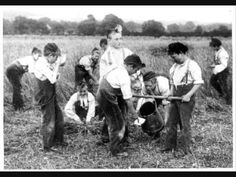 This video is about the child labor during The Second Industrial Revolution.
