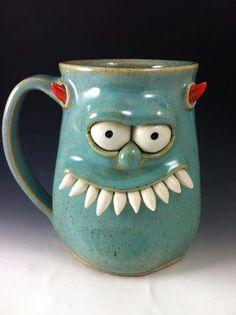 claymonster pottery - Google-Suche