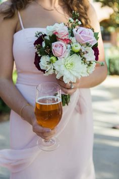 Stone Brewery Real Wedding: Hayley