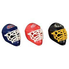 Franklin NHL Micro Goalie Mask Standings Tracker