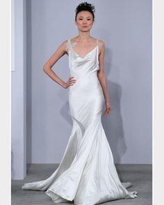 Best Bias Cut Wedding Dress Photos - Styles & Ideas 2018 - sperr.us
