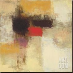Aria Stretched Canvas Print by Eric Balint at Art.com