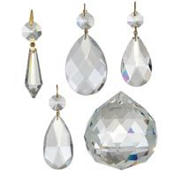 prisms | ... Crystals, Lamp Prisms, and Lamp Crystals | Antique Lamp Supply