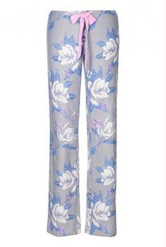 Secret Garden Pyjama Pants L
