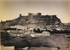 Henri Beck 1865 Historical Photos, Athens, Monument Valley, Grand Canyon, Ireland, Greece, Past, Travel, Times