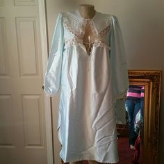 Dior new nightgown Sz m with tag 🚫no trade 🚫🚫no paypal🚫 Dior Intimates & Sleepwear Chemises & Slips