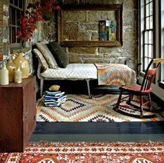 OH how I would love to quilt there...