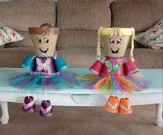 My little ballerinas