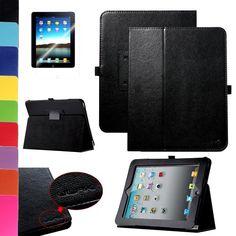 Pandamimi ULAK(TM) Magnetic PU Folio Leather Case Cover with Built-in Stand for Apple iPad 1 1st Generation + Screen Protector (Black) ULAK http://www.amazon.com/dp/B00DBSFWTC/ref=cm_sw_r_pi_dp_Zx7Vtb1Y4K0TDB4X