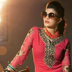 ethnic screensavers - Jacqueline Fernandez, Indian Celebrities, Punjabi Suits, Salwar Kameez,  Bollywood, Ethnic,
