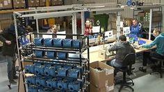 Un partenariat entre l'Esat de Cernay et l'entreprise Endress+Hauser voit…