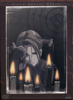 Tags: Witch Hunter Robin, Robin Sena Japanese Anime Series, Warhammer Fantasy, Anime Style, Me Me Me Anime, Character Inspiration, Robin, Concept Art, Anime Art, Witch