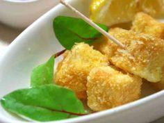 高野豆腐のとろ~りフライ♪の画像