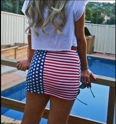 i absolutley want this for the fourth of july hahaha