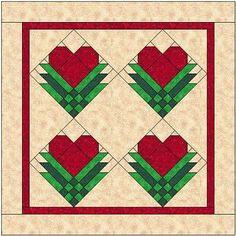 February 2011 Quilt