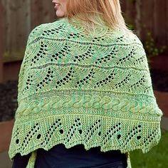 NobleKnits.com - Tanis Gray Belle Haven Shawl PDF Knitting Patterns, $7.95 (http://www.nobleknits.com/tanis-gray-belle-haven-shawl-pdf-knitting-patterns/)