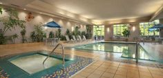 Embassy Suites Nashville - South/Cool Springs Hotel, TN - Indoor Pool