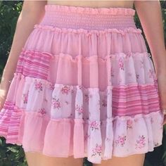 Pretty Outfits, Cool Outfits, Summer Outfits, Pink Outfits, Teen Fashion, Fashion Outfits, Pastel Outfit, Kawaii Clothes, Kawaii Fashion