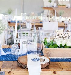 A Rustic Chic Rustenburg Wedding - South African Wedding Blog