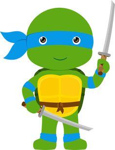 Ninja turtle png clipart