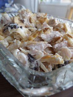 Рецепт на выходные: Закуска из курицы с черносливом, сыром и грецким орехом