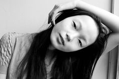 Xiao Wen - Terry Richardson 2012