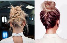 top 5 ideias de penteados para usar no carnaval camila coelho coque