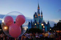 I love Disney World!!