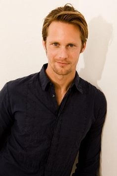 If I were casting 50 Shades of Grey, Alexander Skarsgard would be Christian.