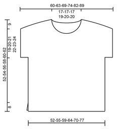 Top de punto con patrón texturado en DROPS Belle. Talla: S – XXXL. Patrón gratuito de DROPS Design.
