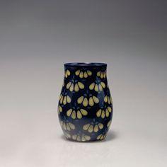 Herrsching. Vase, c1912. H. 10.6 cm. Designed by Emilie Butters