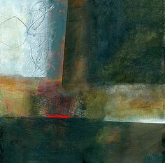 Fresh Paint #8 by Jane Davies