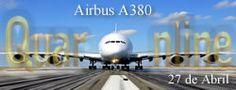 27 de Abril de 2005, primer vuelo del Airbus A380, el avión más grande del mundo. http://www.quaronline.com/