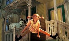 Pippi Longstocking has inspired so many strong female characters.